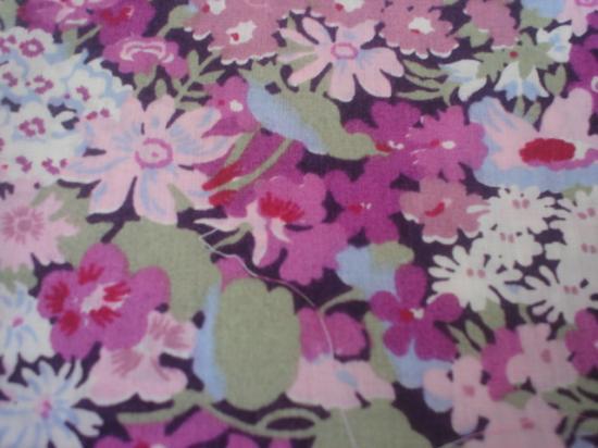 Tissu Liberty Thorpe violet
