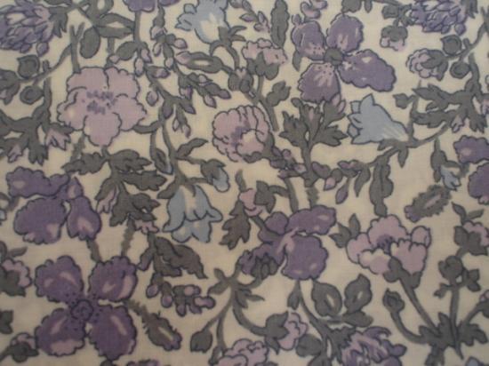 Tissu Liberty Meadow violet