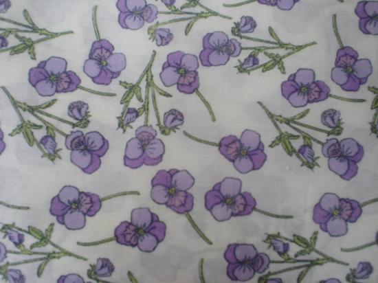 Tissu Liberty Ros violet