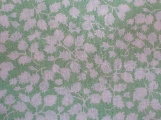 Tissu Liberty Glendjade vert pomme