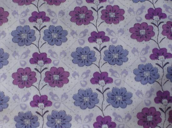 Tissu Liberty Cordelia violet