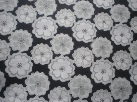 Tissu Liberty Toria noir