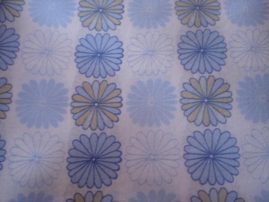 Tissu Liberty Kinnear bleu