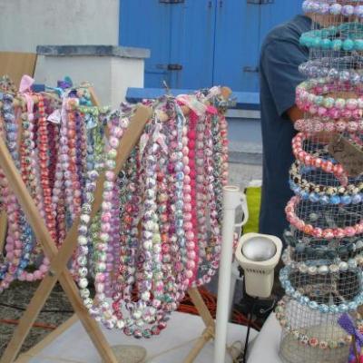 Phimalou sur les marchés d'été
