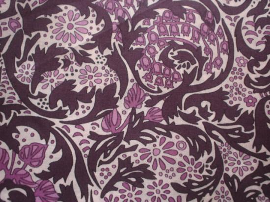 Tissu Liberty Trev violet