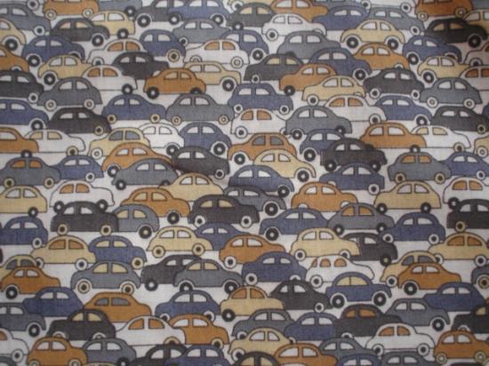 Cars gris et beige