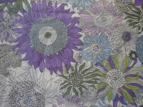 Susanna violet et vert