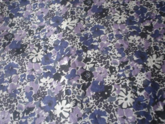 Tissu Lucy Locket violet
