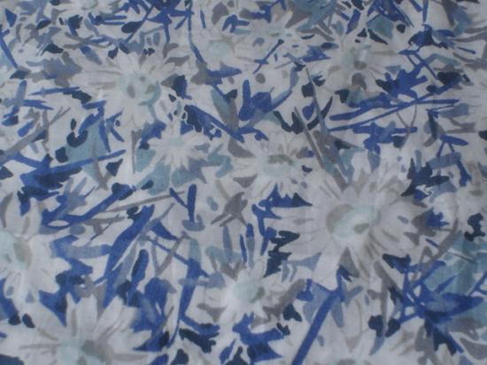 Daisy Field bleu
