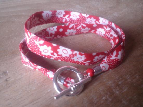 Bracelet ruban Millie