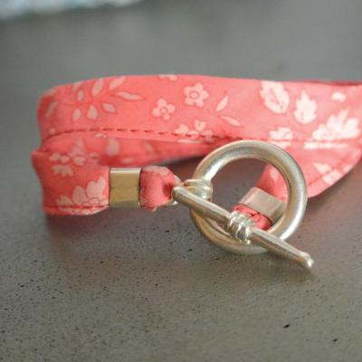Bracelet ruban Capel