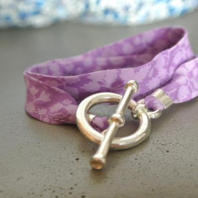 Bracelet ruban Glenjade