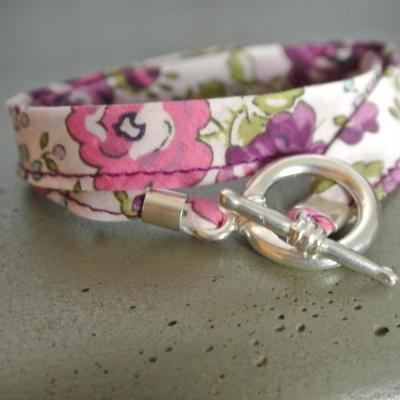 Bracelet ruban Felicite