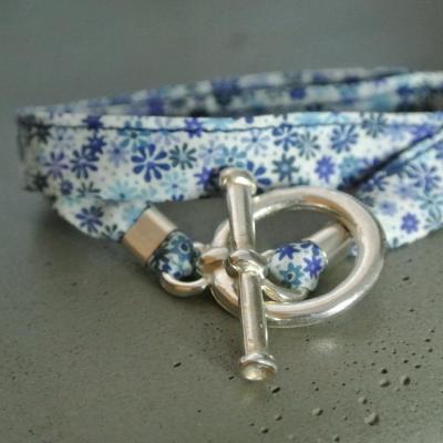 Bracelet ruban Rania
