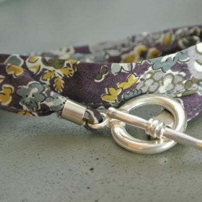 Bracelet ruban Tatum