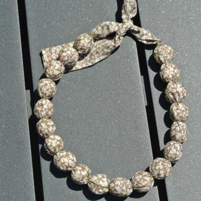 Collier Boules Liberty Pepper