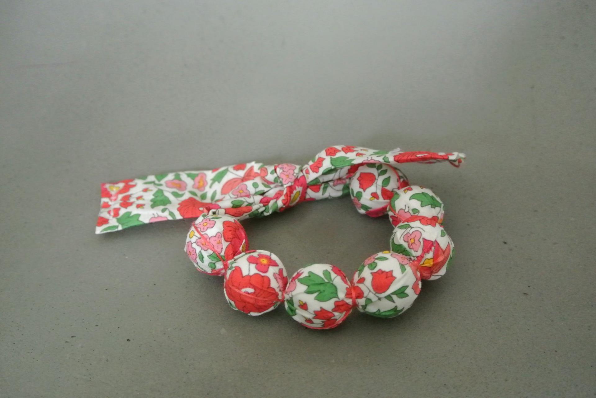 Bracelet boules D'Anjo