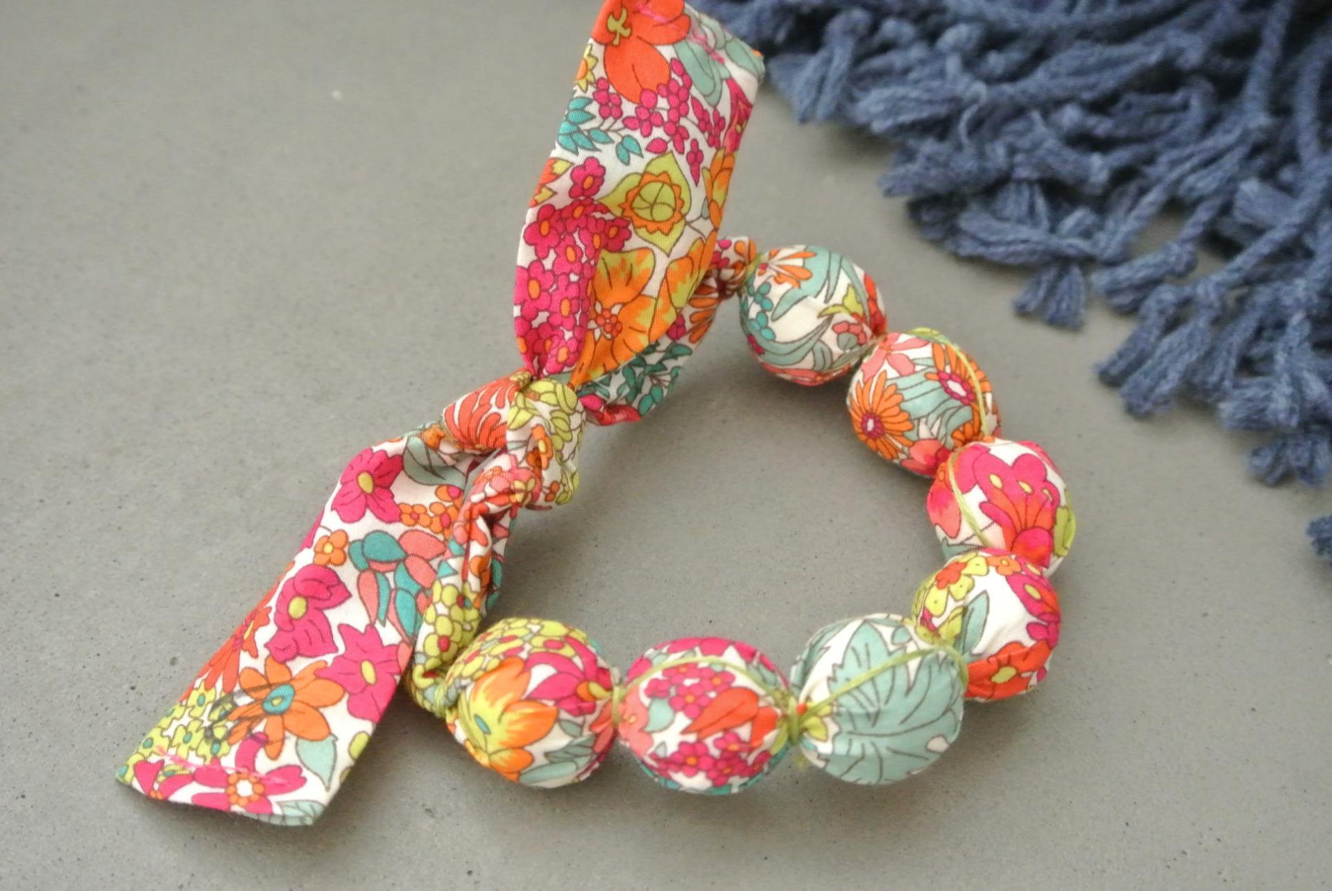 Bracelet boules Margaret Annie