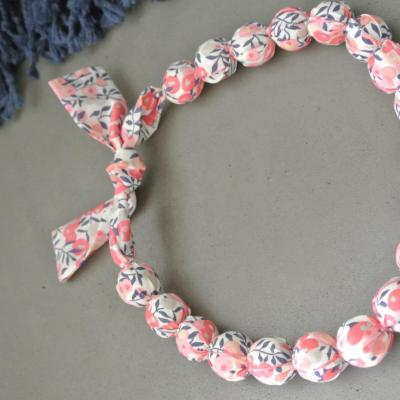 Collier Boules Liberty Wiltshire