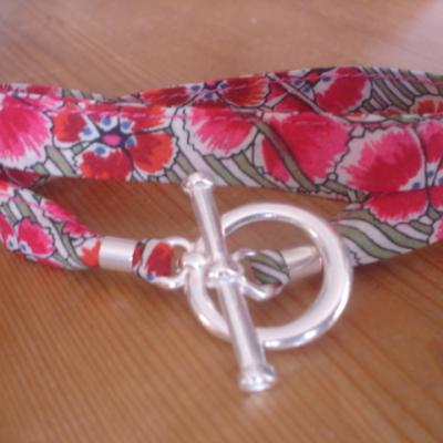 Bracelet ruban Ellie Ruth