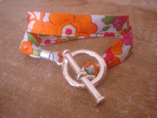 Bracelet Betsy orange (GF)