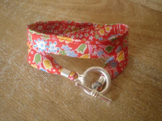 Bracelet Kayako rouge (PF)