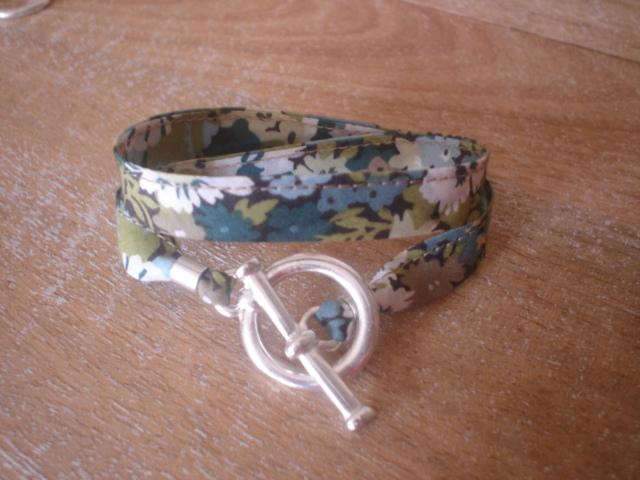Bracelet Thorpe Kaki (GF)