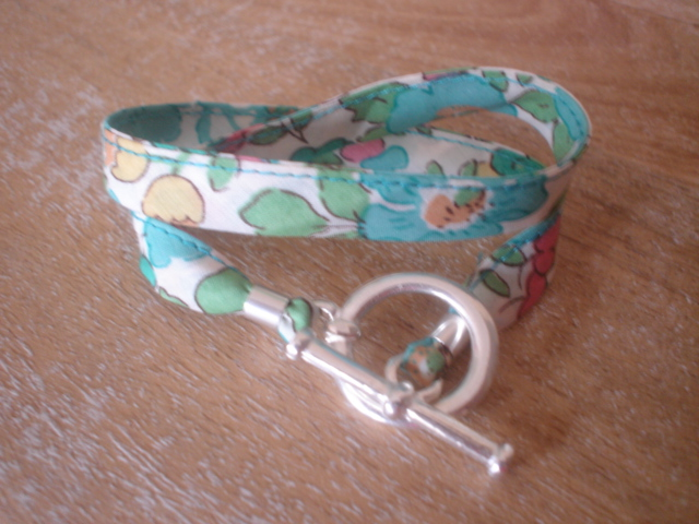 Bracelet Betsy vert turquoise (GR)